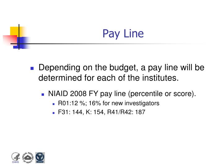Pay Line