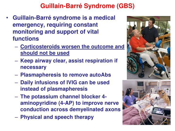 Guillain-Barré Syndrome (GBS)