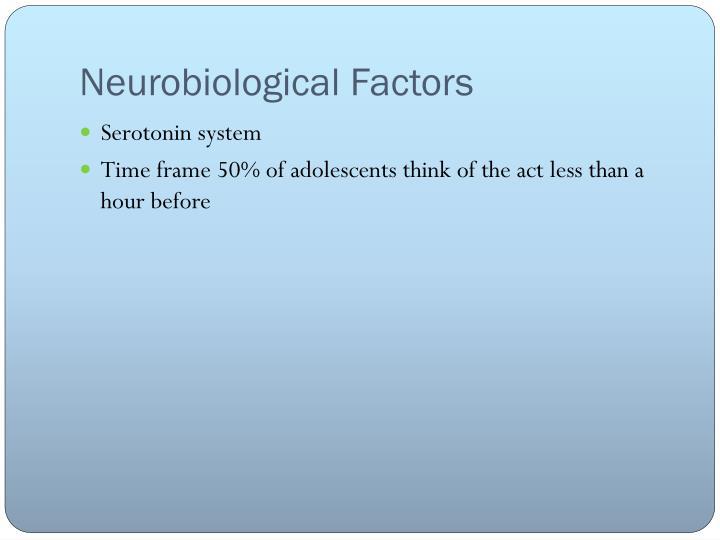 Neurobiological Factors