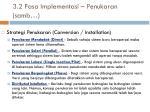 3 2 fasa implementasi penukaran samb