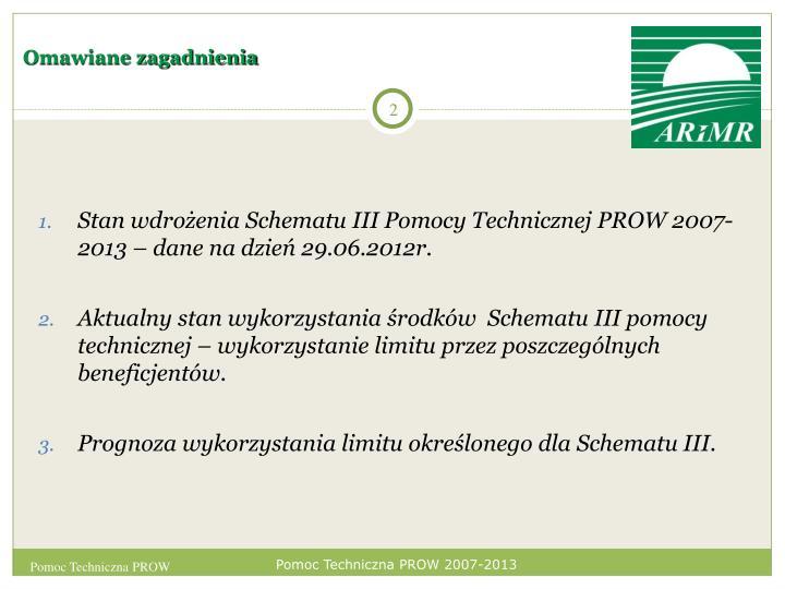 Pomoc Techniczna PROW