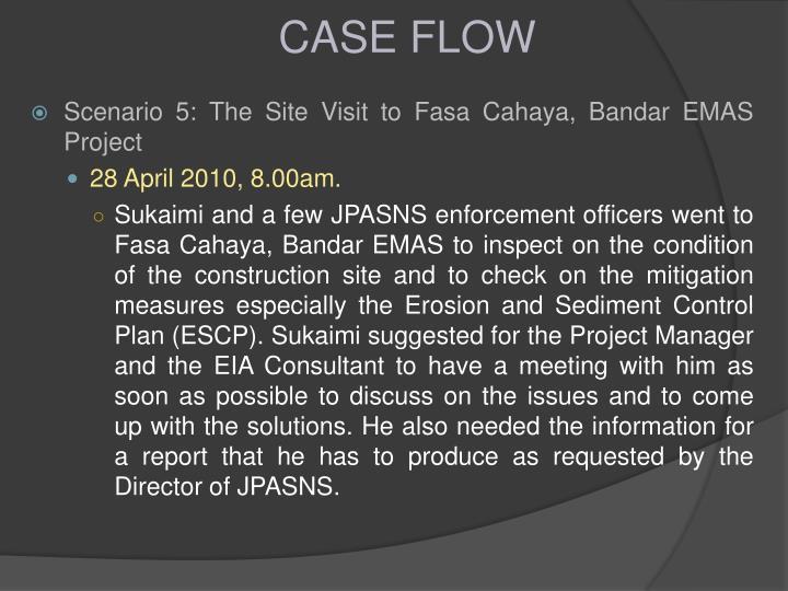 CASE FLOW