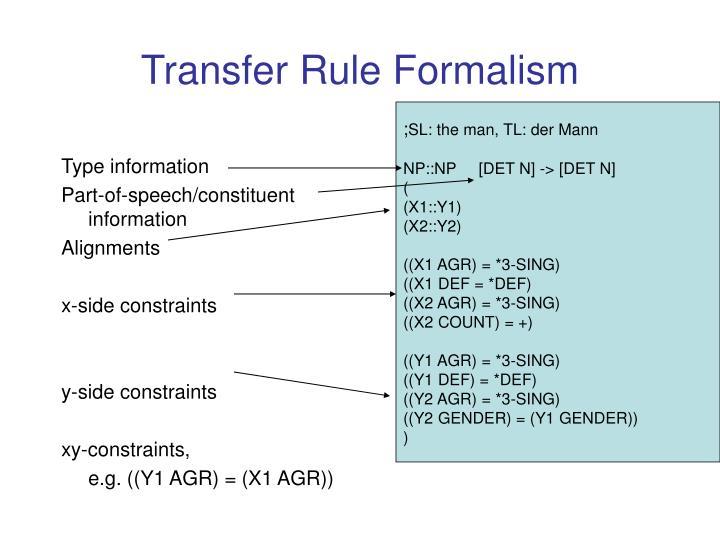 Type information