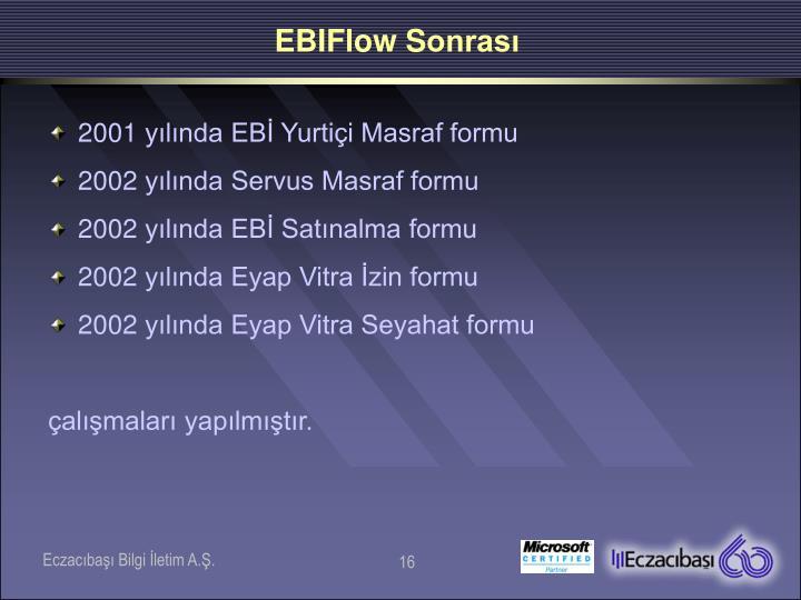 EBIFlow