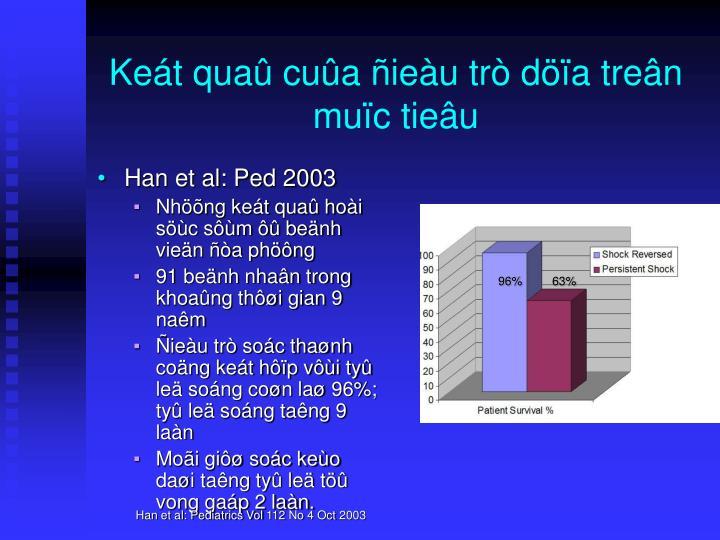 Han et al: Ped 2003