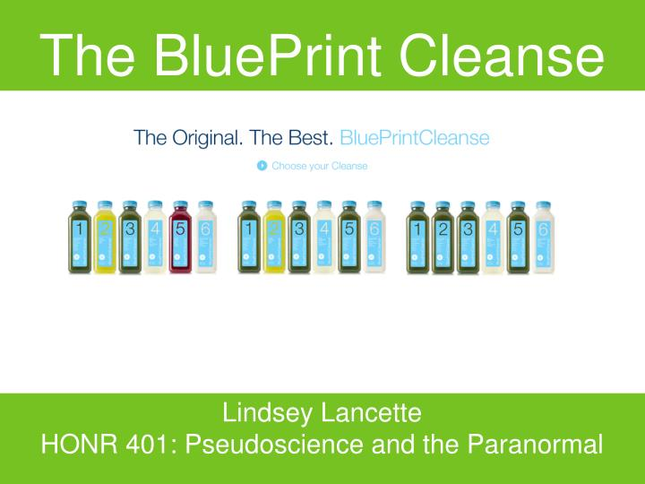 Ppt the blueprint cleanse powerpoint presentation id3646892 the blueprint cleanse malvernweather Choice Image