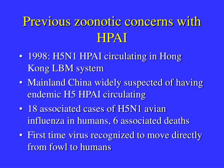 highly pathogenic avian influenza hpai prevention In march 2017, the us department of agriculture confirmed the presence of highly pathogenic h7 avian influenza (hpai) of north american wild bird lineage in a commercial chicken breeder flock in tennessee.