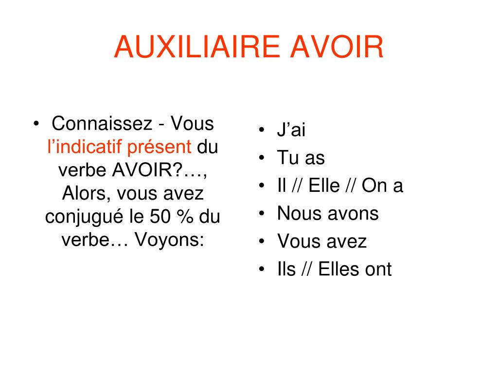 Ppt Le Passe Compose Powerpoint Presentation Free Download Id 3647512