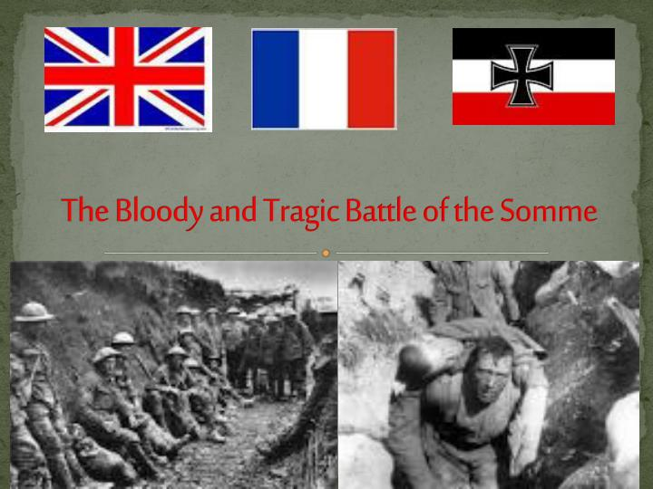 haig butcher of the somme essay