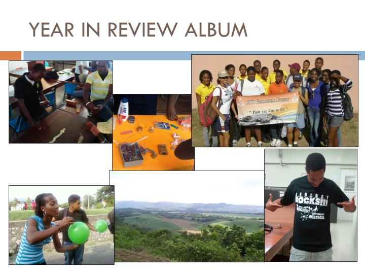 YEAR IN REVIEW ALBUM