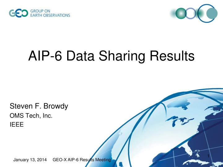 aip 6 data sharing results n.