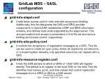gridlab mds sasl configuration1