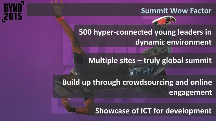 Summit Wow Factor