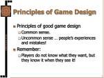 principles of game design1