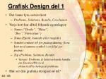 grafisk design del 1