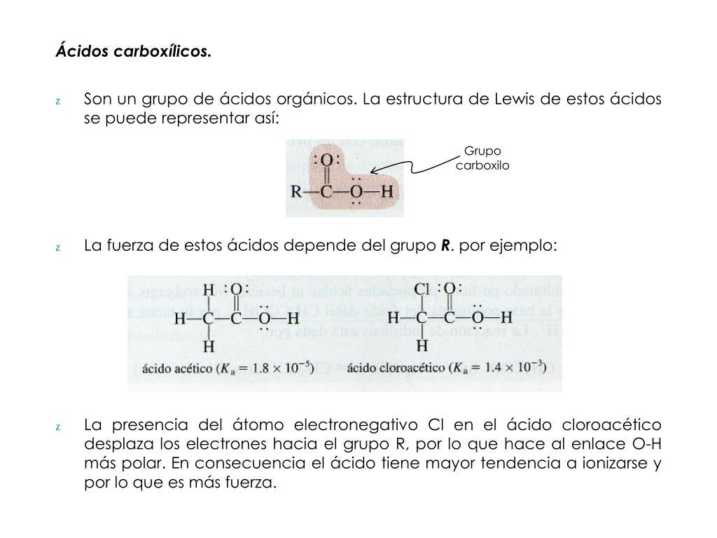 Ppt Fuerza De ácidos Y Bases Powerpoint Presentation Free
