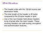 ipv6 headers2