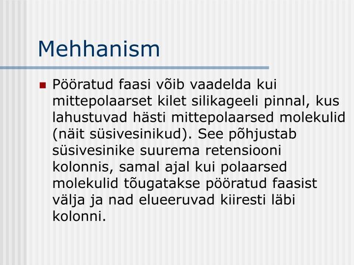 Mehhanism