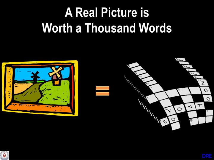 A Real Picture is