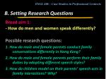 b setting research questions5
