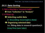 d1 5 data sorting1