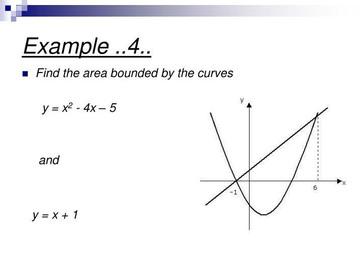 Example ..4..