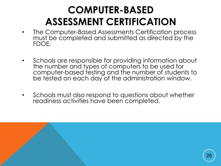 Computer-Based