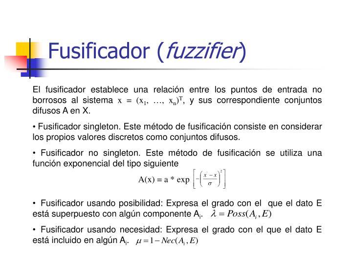 Fusificador (