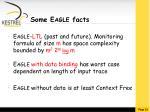 some e agle facts