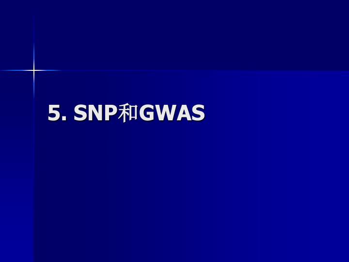 5. SNP