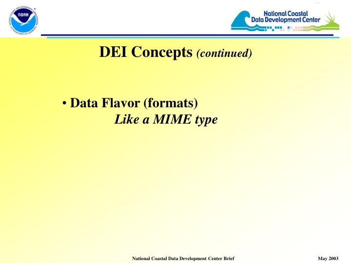 DEI Concepts