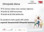 olimpisk diena