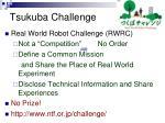tsukuba challenge