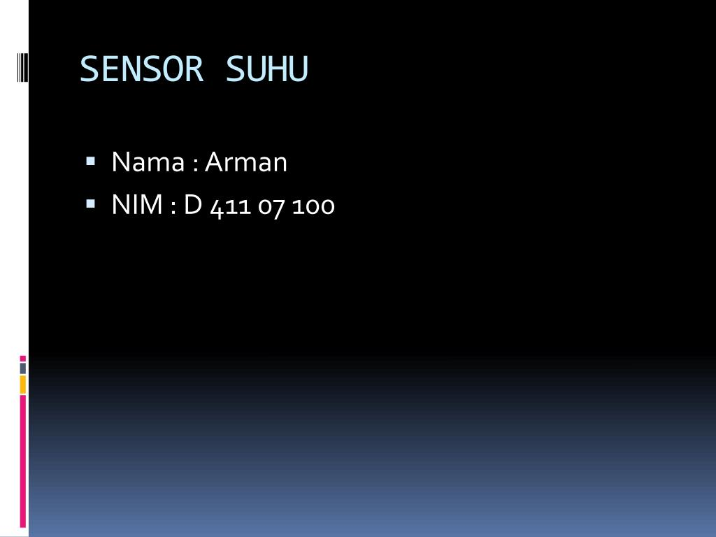 Ppt Sensor Suhu Powerpoint Presentation Id3657715 Lm35 N