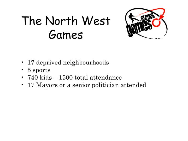 The North West Games