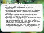 multimedia happenings and performance art5