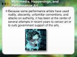multimedia happenings and performance art7