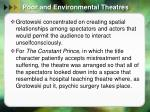 poor and environmental theatres3