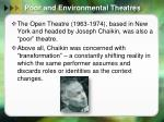 poor and environmental theatres5