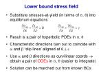 lower bound stress field3