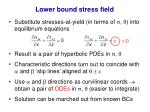 lower bound stress field4