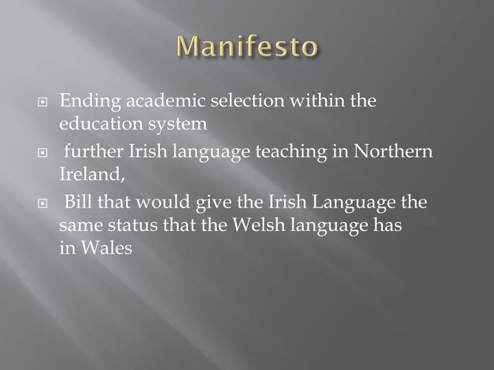 changes irish education system My mum swears that the irish education system is far superior yes sm (have you name changed or were you always sm), but the timing is up in the air a little it was supposed to be either summer 2009 or summer 2010, but that was before the credit crunch when dh could either have sold his.