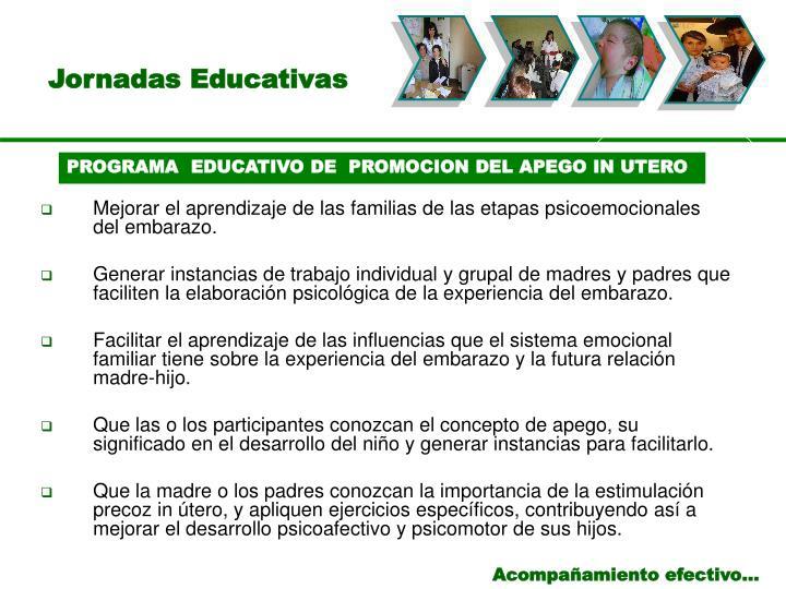 Jornadas Educativas