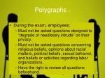 polygraphs 3