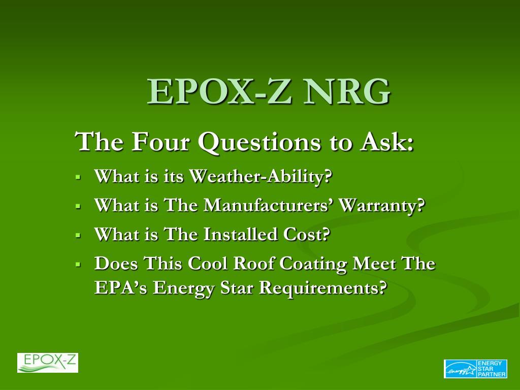 PPT - EPOX-Z NRG PowerPoint Presentation - ID:3659771