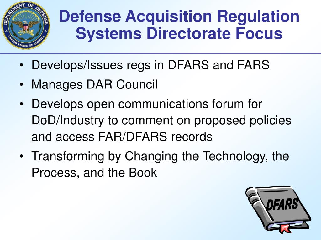 PPT - Defense Procurement and Acquisition Policy May 12