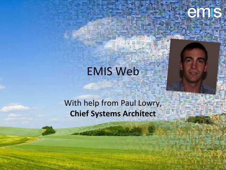 EMIS Web