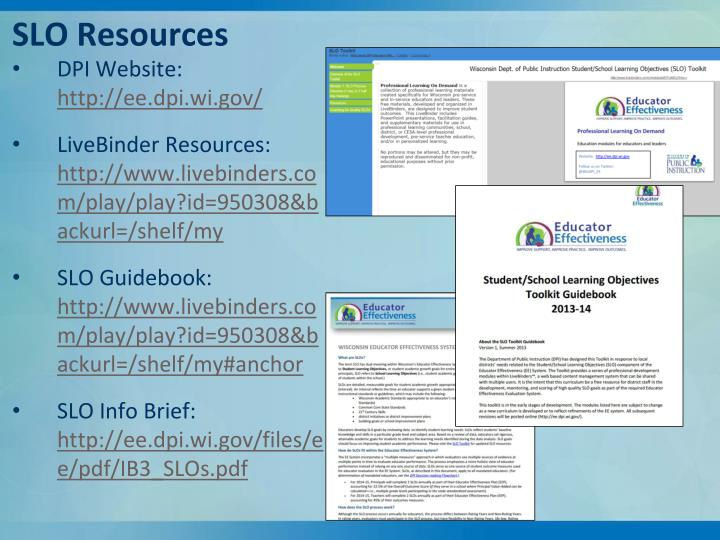 SLO Resources