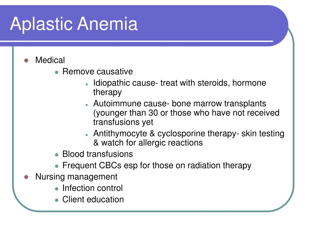 PPT - Management of Clients with Hematologic Disorders PowerPoint