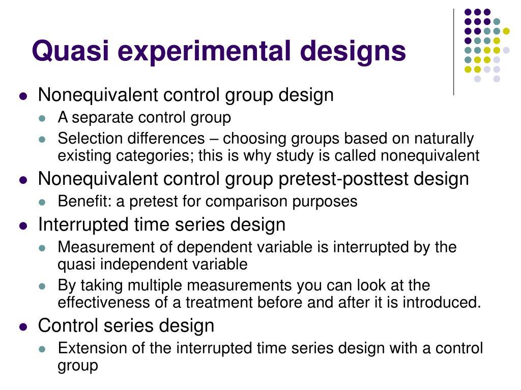 6800 Ide Quasi Experimental Design Terbaik Download Gratis